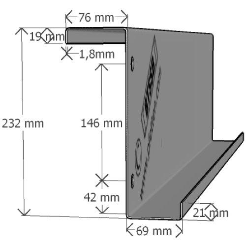 btssb z profil fl chenwerte. Black Bedroom Furniture Sets. Home Design Ideas